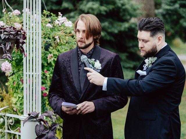 Jordan and Danielle's wedding in Ajax, Ontario 54