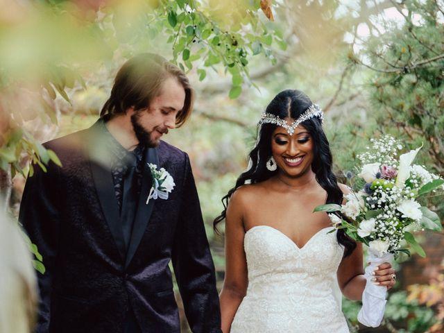 Jordan and Danielle's wedding in Ajax, Ontario 57