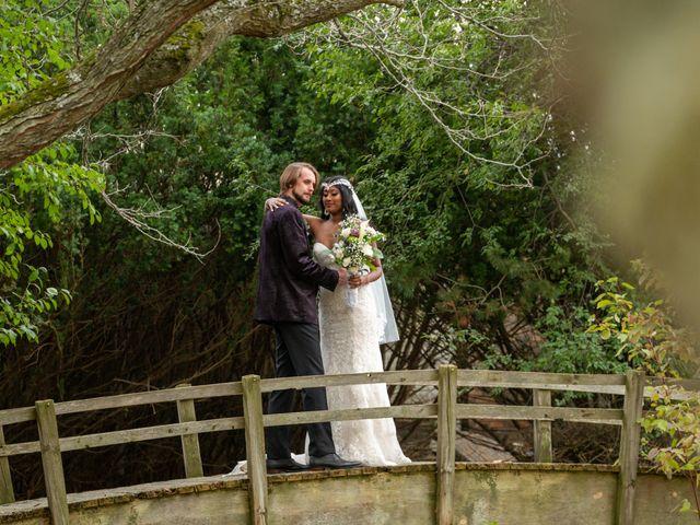Jordan and Danielle's wedding in Ajax, Ontario 61