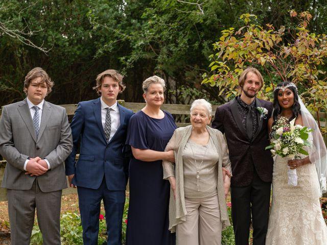 Jordan and Danielle's wedding in Ajax, Ontario 62
