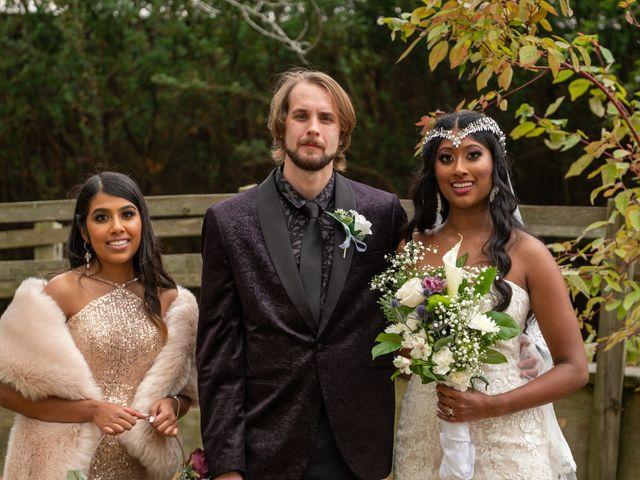 Jordan and Danielle's wedding in Ajax, Ontario 63