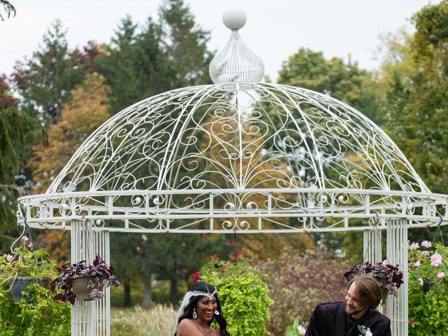 Jordan and Danielle's wedding in Ajax, Ontario 65