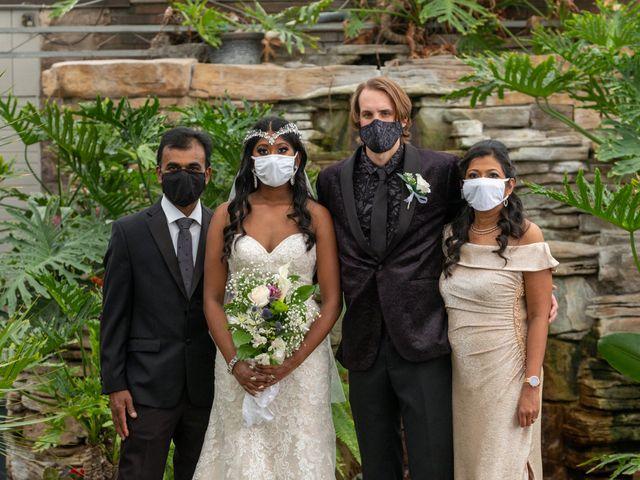 Jordan and Danielle's wedding in Ajax, Ontario 67