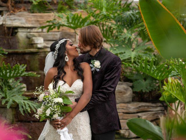 Jordan and Danielle's wedding in Ajax, Ontario 68