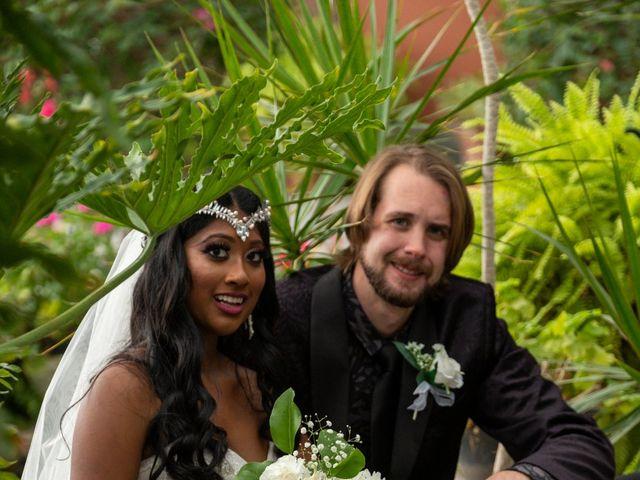 Jordan and Danielle's wedding in Ajax, Ontario 71