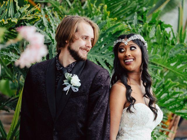 Jordan and Danielle's wedding in Ajax, Ontario 72
