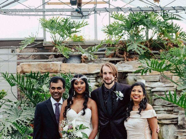 Jordan and Danielle's wedding in Ajax, Ontario 74