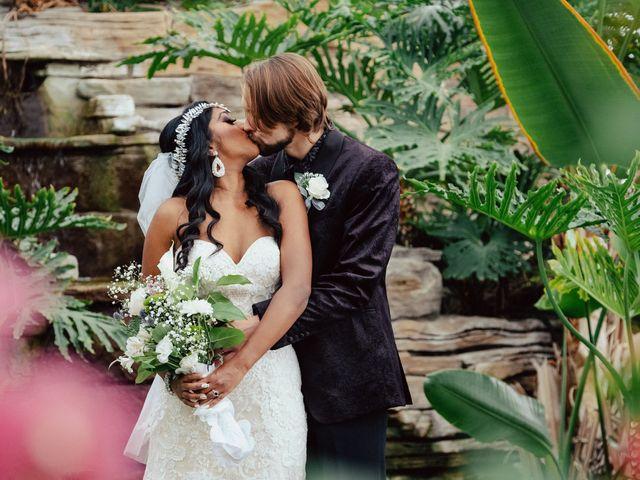 Jordan and Danielle's wedding in Ajax, Ontario 75
