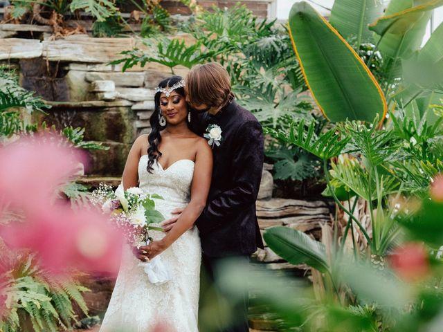 Jordan and Danielle's wedding in Ajax, Ontario 76