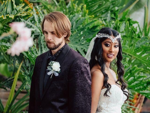 Jordan and Danielle's wedding in Ajax, Ontario 2