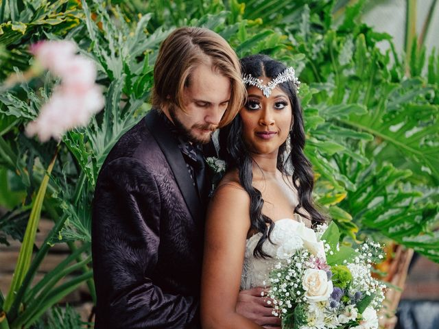 Jordan and Danielle's wedding in Ajax, Ontario 78