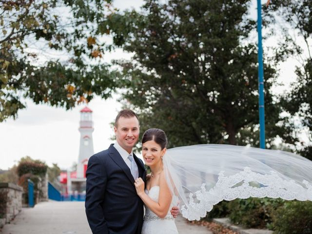 Mike and Tara's wedding in Mississauga, Ontario 52