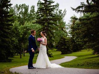 The wedding of Nicole and Damian 2