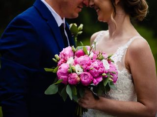 The wedding of Nicole and Damian 3