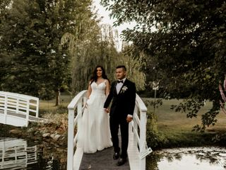 The wedding of Mariam and Cristian