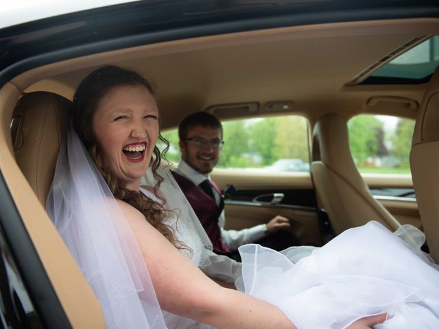 Brian and Jenna's wedding in Stirling, Ontario 1