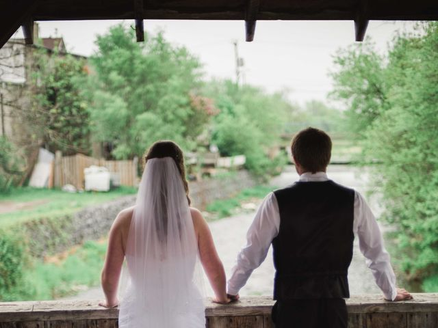 Brian and Jenna's wedding in Stirling, Ontario 19