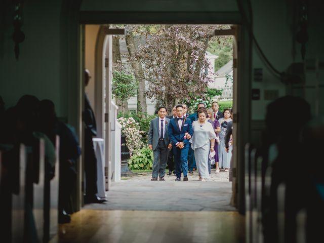 Paul and Zia's wedding in Toronto, Ontario 7