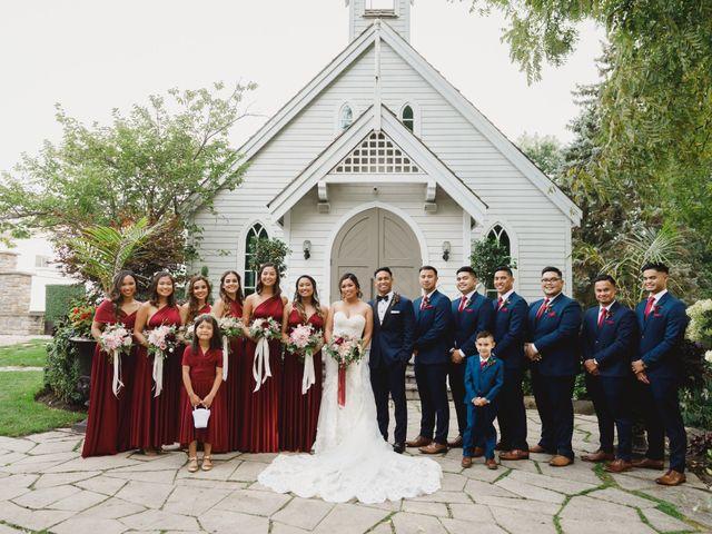 Paul and Zia's wedding in Toronto, Ontario 30