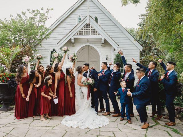 Paul and Zia's wedding in Toronto, Ontario 31