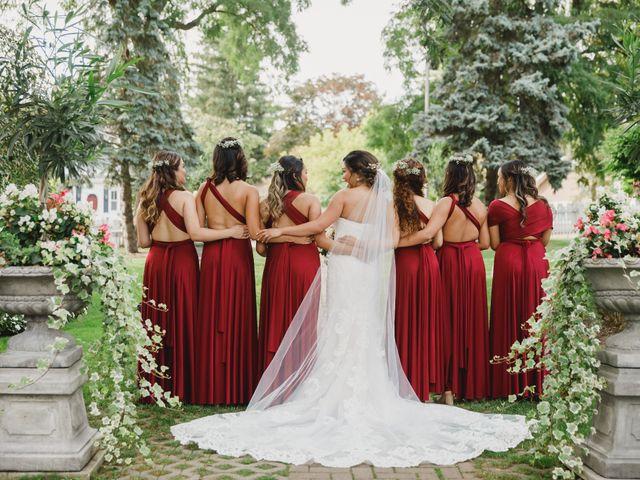 Paul and Zia's wedding in Toronto, Ontario 1