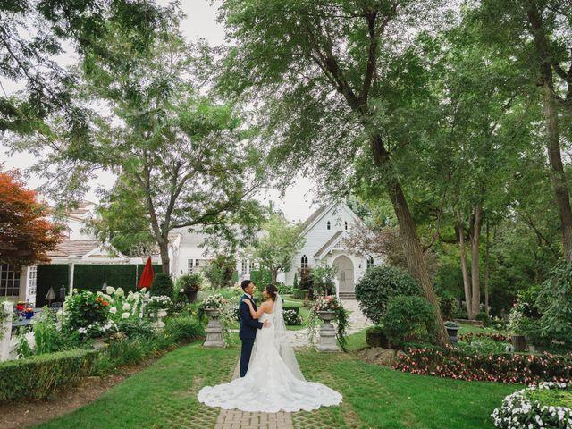 Paul and Zia's wedding in Toronto, Ontario 37