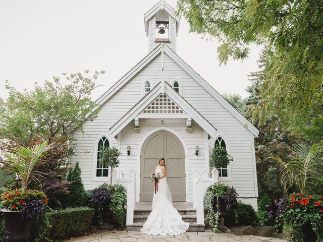 Paul and Zia's wedding in Toronto, Ontario 40