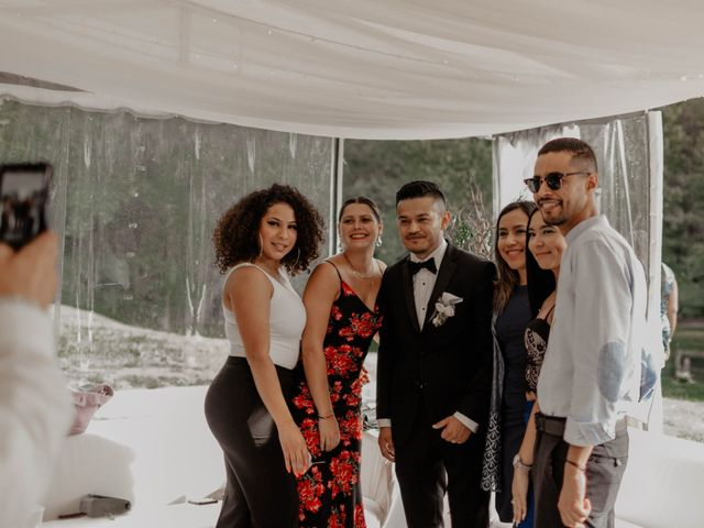Cristian and Mariam's wedding in Joliette, Quebec 158