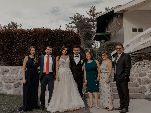 Cristian and Mariam's wedding in Joliette, Quebec 196