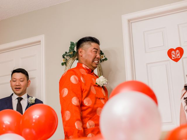 Brian and Val's wedding in Markham, Ontario 19