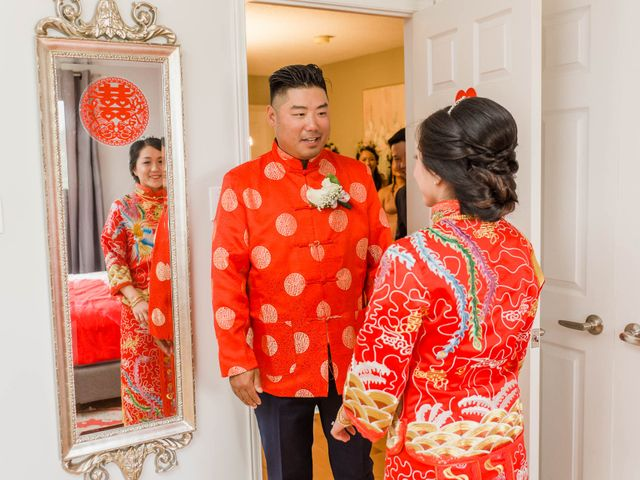 Brian and Val's wedding in Markham, Ontario 21