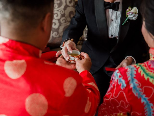 Brian and Val's wedding in Markham, Ontario 23