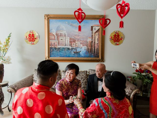 Brian and Val's wedding in Markham, Ontario 24