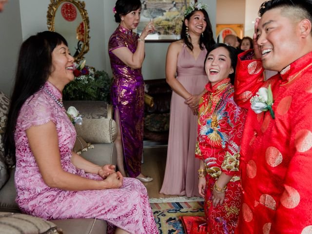 Brian and Val's wedding in Markham, Ontario 26
