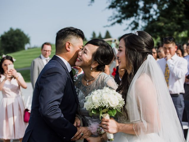 Brian and Val's wedding in Markham, Ontario 41