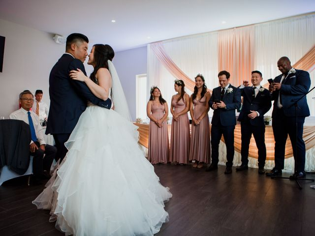 Brian and Val's wedding in Markham, Ontario 48