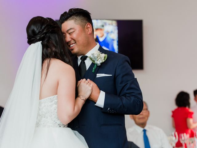 Brian and Val's wedding in Markham, Ontario 50