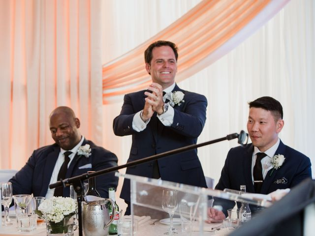 Brian and Val's wedding in Markham, Ontario 52