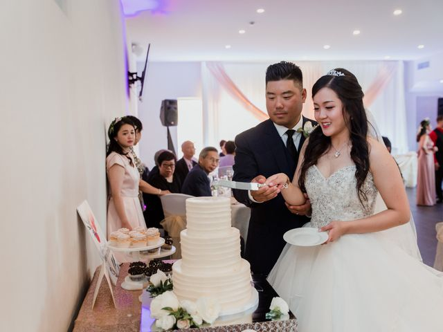 Brian and Val's wedding in Markham, Ontario 55
