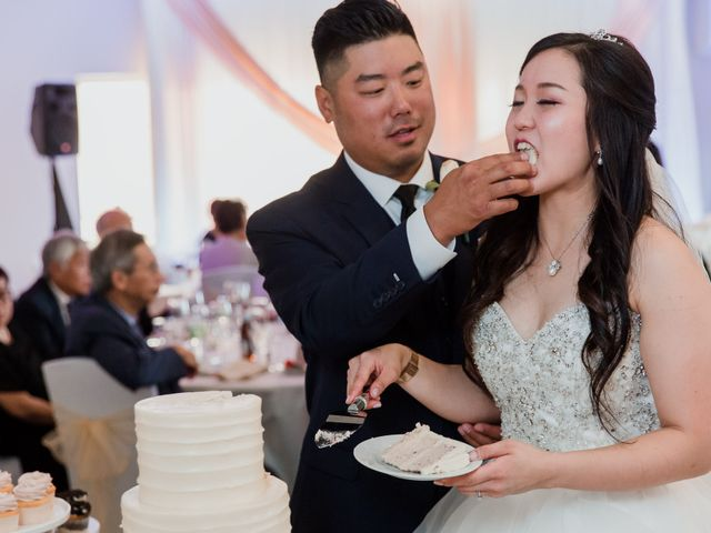 Brian and Val's wedding in Markham, Ontario 56