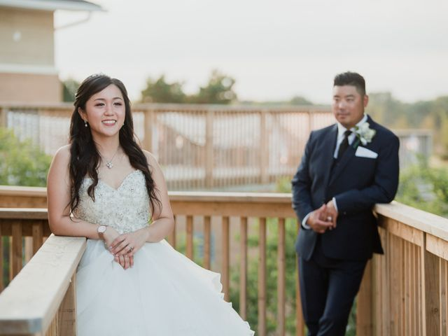 Brian and Val's wedding in Markham, Ontario 58