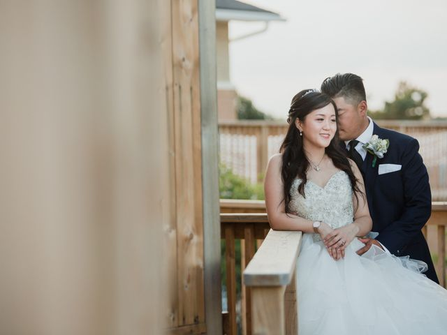 Brian and Val's wedding in Markham, Ontario 59