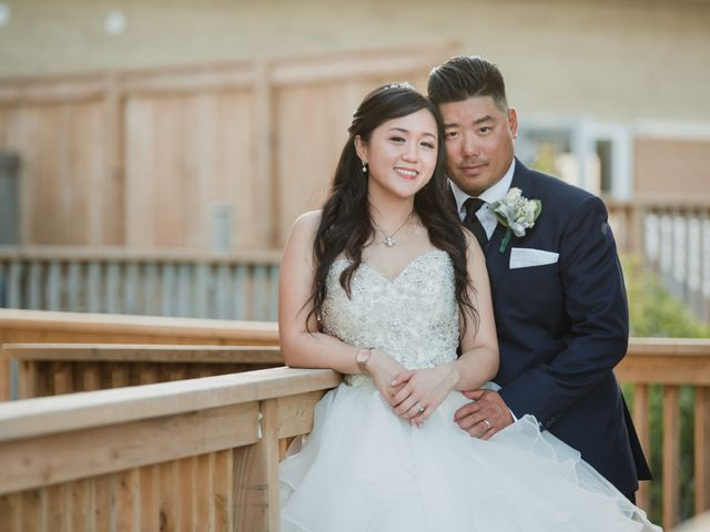 Brian and Val's wedding in Markham, Ontario 60