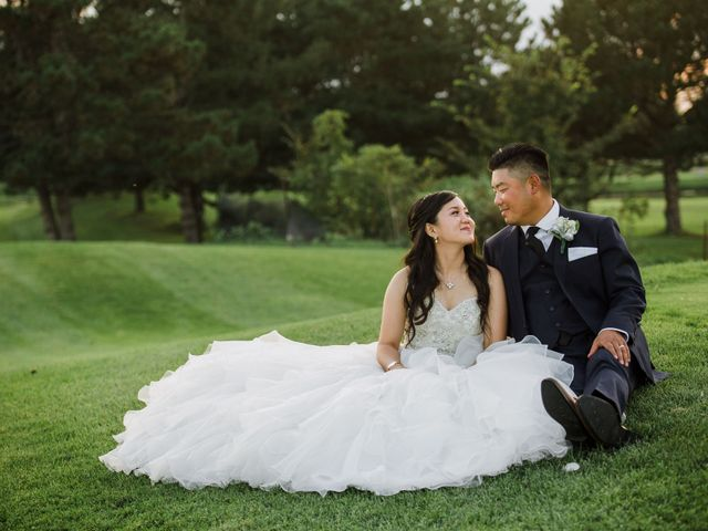 Brian and Val's wedding in Markham, Ontario 61