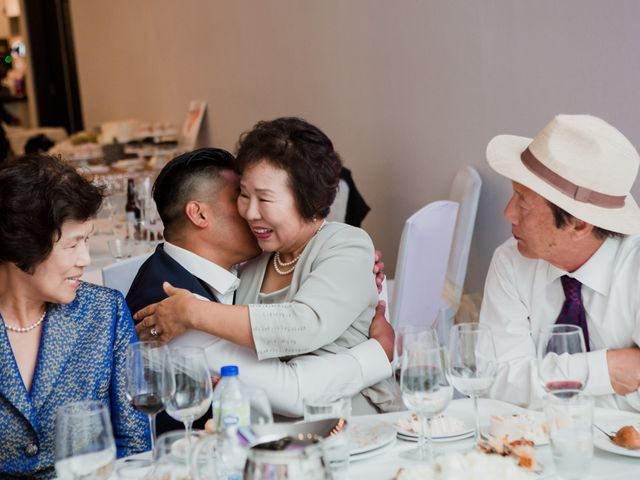 Brian and Val's wedding in Markham, Ontario 62
