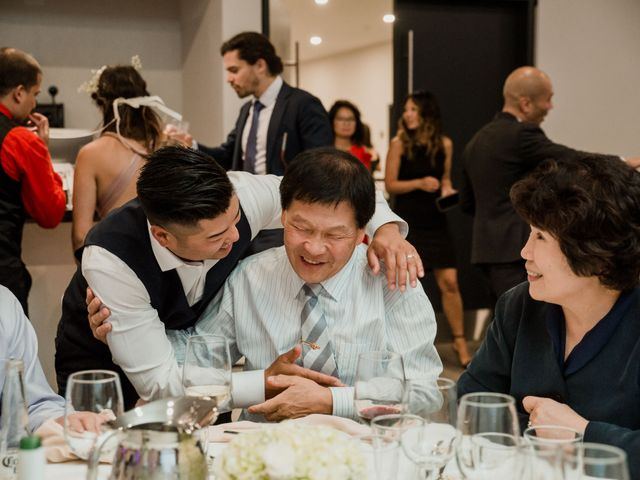 Brian and Val's wedding in Markham, Ontario 63