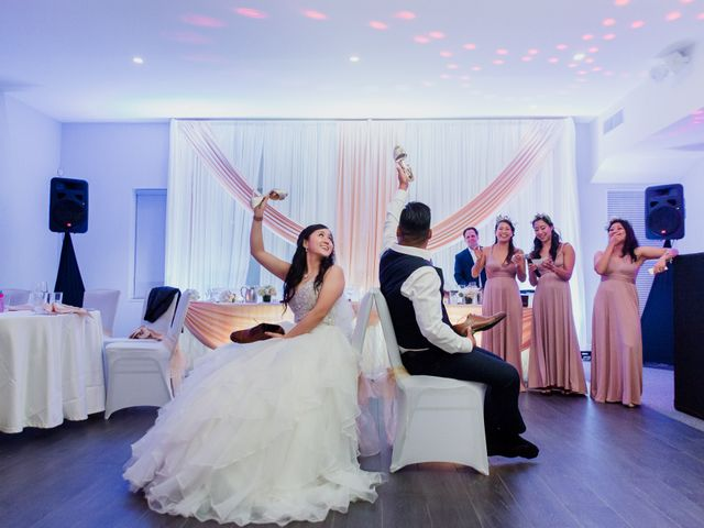 Brian and Val's wedding in Markham, Ontario 2