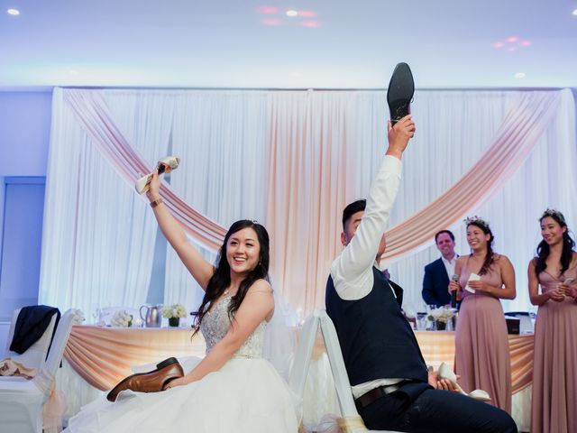 Brian and Val's wedding in Markham, Ontario 64