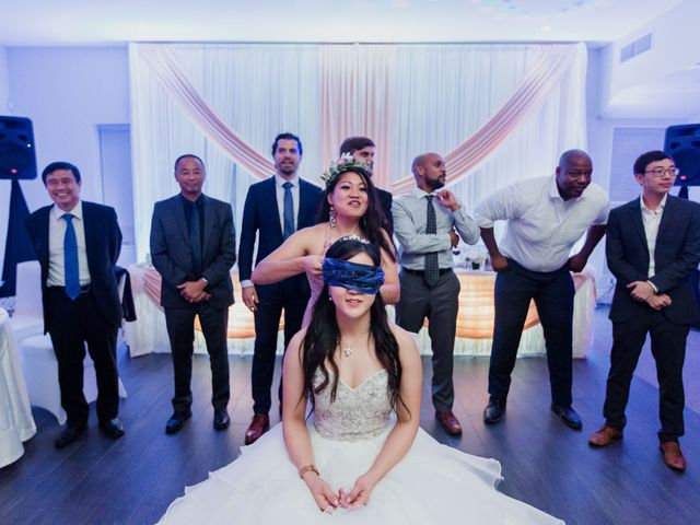 Brian and Val's wedding in Markham, Ontario 66