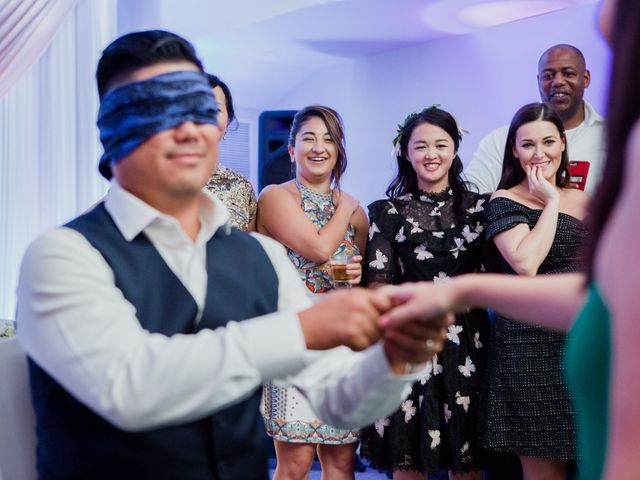 Brian and Val's wedding in Markham, Ontario 70